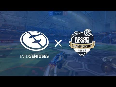 Announcing Evil Geniuses Rocket League