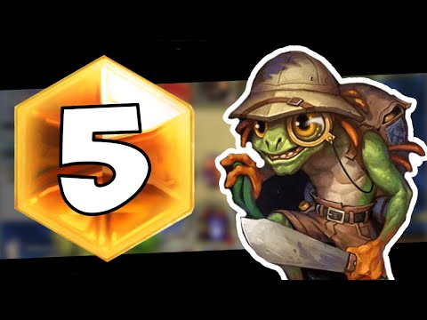 [Hearthstone] 5 HIDDEN EASTER EGGS in League of Explorers!