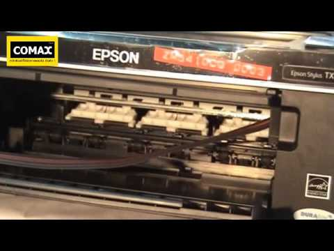 INK TANK COMAX Epson T13 | How To Make & Do Everything