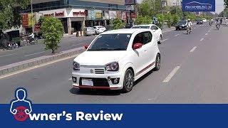Suzuki Alto Turbo RS 660cc Owner's Review: Price, Specs & Features | PakWheels