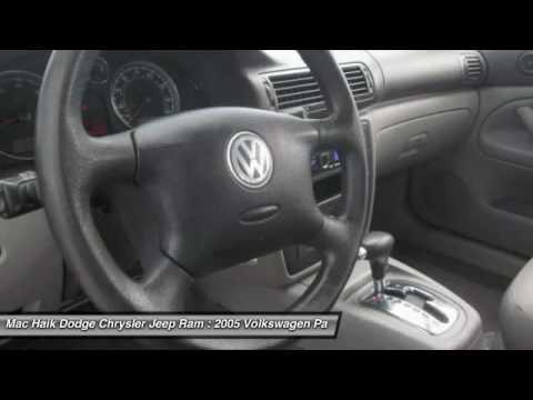 2005 Volkswagen Passat Sedan Temple TX 325865A