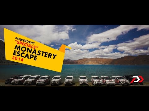 PowerDrift Specials: Monastery Escape 2014