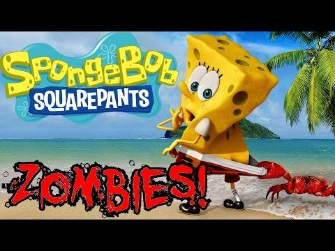 Spongebob Squarepants Zombies! video