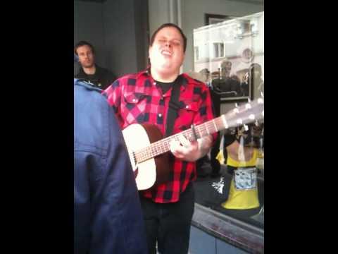 Austin Lucas - Sun or Snow - Live @ Combat Rock 3.5.2010