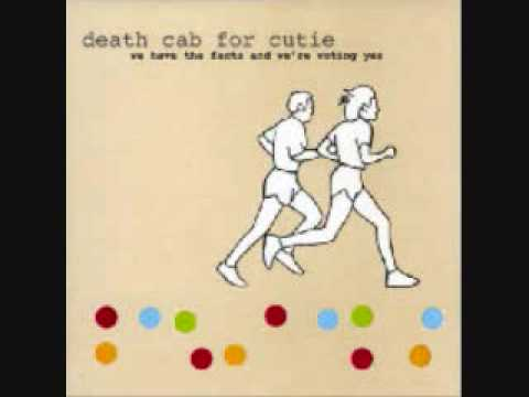 Death Cab for Cutie - Company Calls