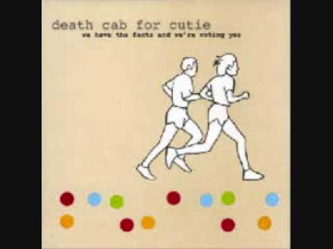 Death Cab For Cutie - Company Calls