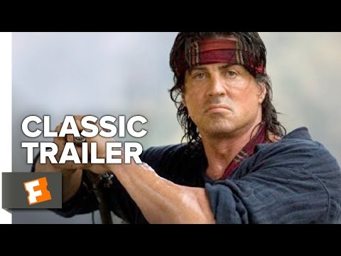 Rambo (2008) Official Trailer - Sylvester Stallone Action Movie Hd video