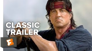 Rambo (2008) - Official Trailer - Sylvester Stallone Action Movie HD