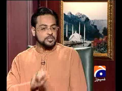 The Real Reason of Amir Liaquat