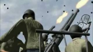 Battle of the Santa Cruz Islands 2/3 (US Navy vs Japanese Navy)
