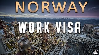 (हिंदी) Norway : Europe Country | WORK PERMIT | How to get it ? | STS Vlog