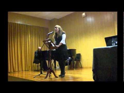 Participación de Annabel Villar y Julio Pavanetti en Calpe