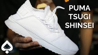 Puma Tsugi Shinsei REVIEW | On-Feet | The BEST $100 RUNNER?