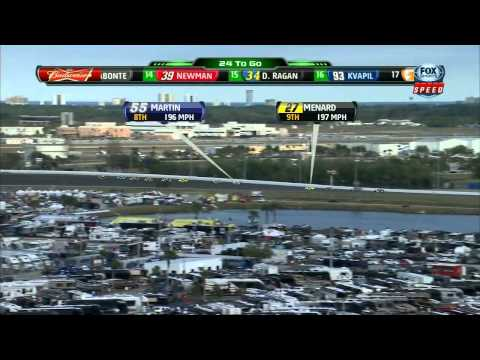 2013 NSCS Daytona Budweiser Duel 2