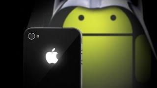 Как из Android сделать iPhone
