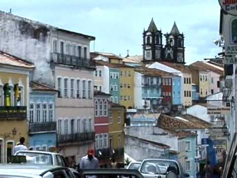 Salvador Bahia: Land of Magic! Intro (The Bahia Series eps. 1)/ Vanessa Isaac's Hip Brazil Places Video