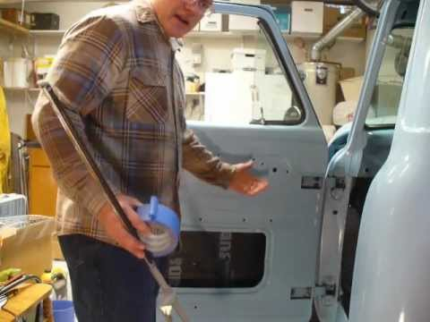 53 54 55 Ford F100 How To Part 2 Installing The Division