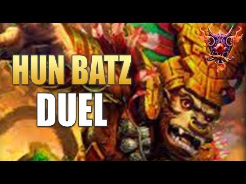 SMITE: Hun Batz Masters Ranked Duel | The Monkey!