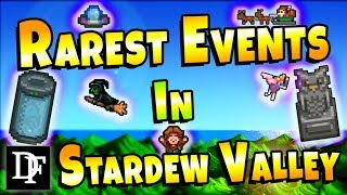 The Rarest Events In Stardew Valley