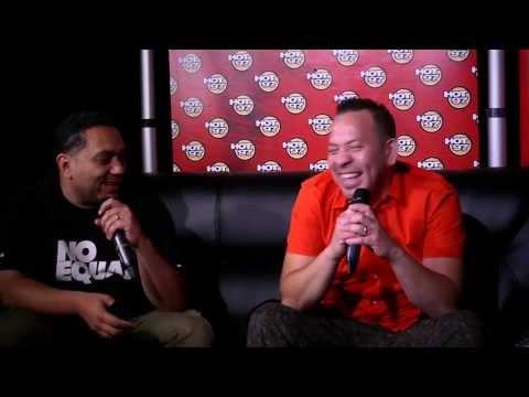 Elliott Wilson from Rap Radar.com Sits Down with Ciph, Rosenberg, and Ebro