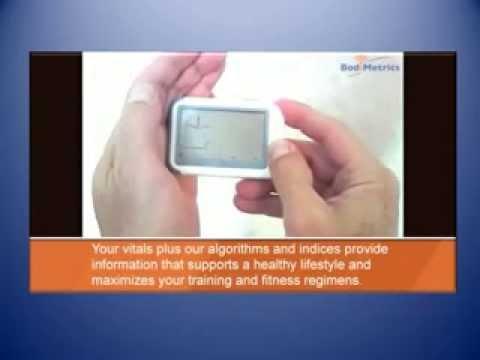 BodiMetrics Performance Monitor Video Presentation