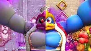 All Bosses in Soul Melter EX + True Final Bosses - Kirby Star Allies