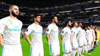 Real Madrid vs Apoel UEFA Champions League 13/09/2017 Gameplay