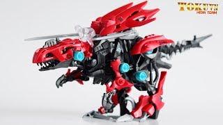 [TMT][721] ZW02 Gilraptor! ZW02 ギルラプター! Zoids Wild! ゾイドワイルド! TAKARA TOMY