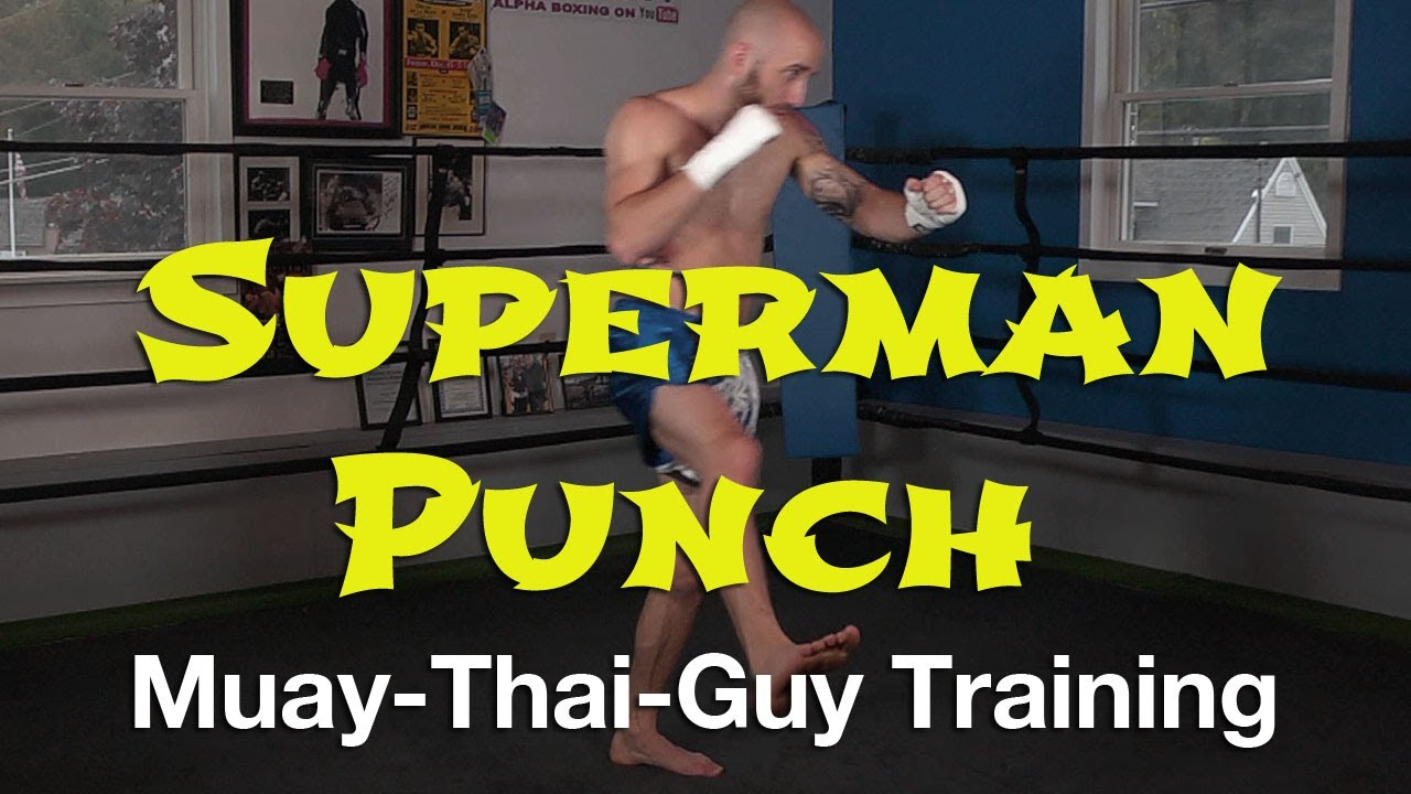 Advanced muay thai techniques