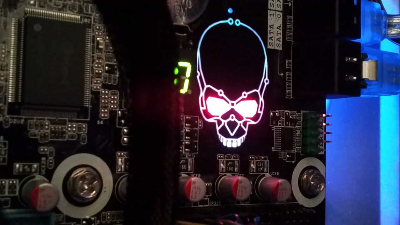 Intel Skull Motherboard Intel Skull hd Intel