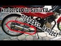 Suara Knalpot CLD C3 Satria Fu - Anggra Torong