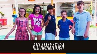 Rio Amaratuba   Revista Eletrônica 2016   6º ano F