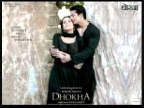 Tanha Dil Roya Re Lyrics- Dhokha video