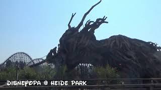 Heide Park Saisonstart 2019 Colossos, Piratenshow, Merchandise DisneyOpa