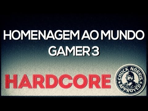HMG 3 - Todo Gamer Hardcore Precisa Ver
