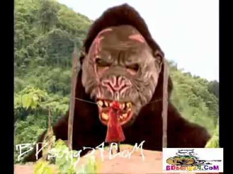 Banglar King Kong Movie Trailer By [bdsong24] video