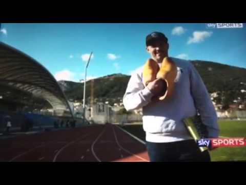 Drew Mitchell Breaks World Record for Fastest 100M In Cloggs