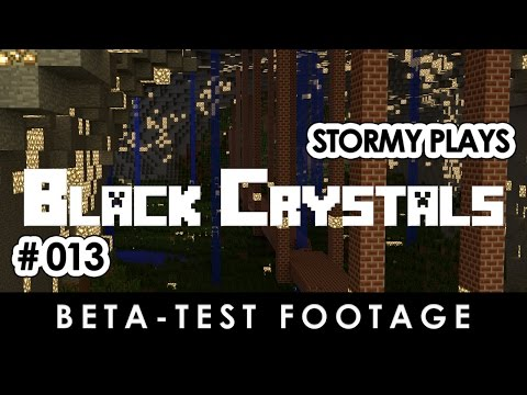 Stormy Beta-Tests Black Crystals Ep. 13; Courteous Skellies, Creepers with Arms