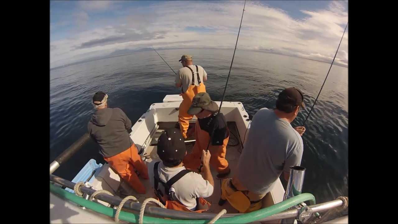 Sitka alaska fishing trip june 2013 youtube for Alaska out of state fishing license