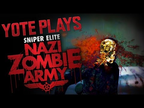 Sniper Elite | NAZI ZOMBIE ARMY: Village of the Dead Part 1 (Campaign/gameplay)