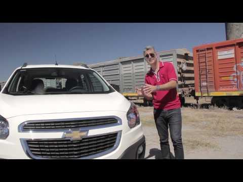 TN Autos Programa 34   Test Drive Chevrolet Spin