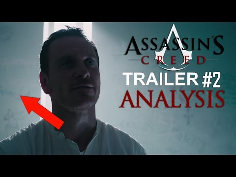 Assassin's Creed Movie - Trailer 2 | Analysis (Easter Eggs, Speculation...)