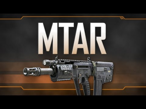 MTAR - Black Ops 2 Weapon Guide
