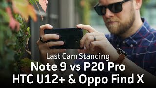 Samsung Galaxy Note 9 camera test vs Huawei P20 Pro, HTC U12+ & Oppo Find X | Last Cam Standing XIV