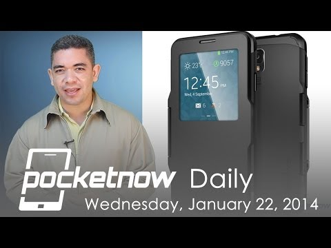 Iphone 6 Will Be Bigger, $50 Moto, Galaxy Note 3 Kitkat Issues & More - Pocketnow Daily video