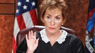 Judge Judy Cracks Up When A Man Loses His Case In 26 Seconds Flat
