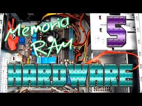 Componentes - ¿Qué es y para qué sirve una Memoria RAM?