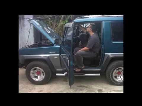 http://www.xmahakam.com/ Dijual Feroza 95 Istimewa, Posisi Mobil
