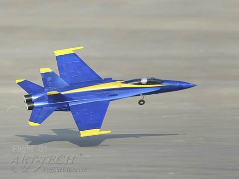Art Tech F-18 extended review by NightFlyyer & Winston 51249