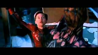 Spiderman 3(2007) - Spider-Man VS Sandman and Venom (Final Fight) Part 3